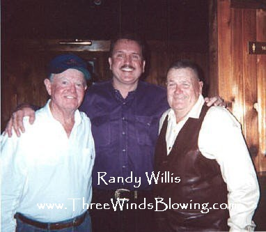 Randy Willis Darrell Royal 11