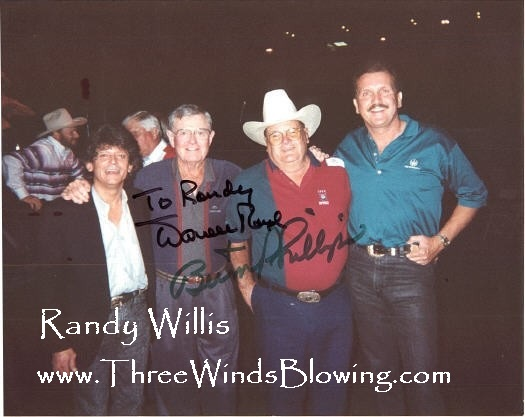 Randy Willis Darrell Royal 12