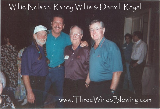 Randy Willis Darrell Royal 13