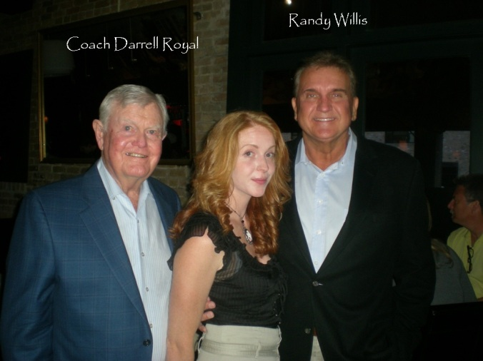 Randy Willis Darrell Royal 14
