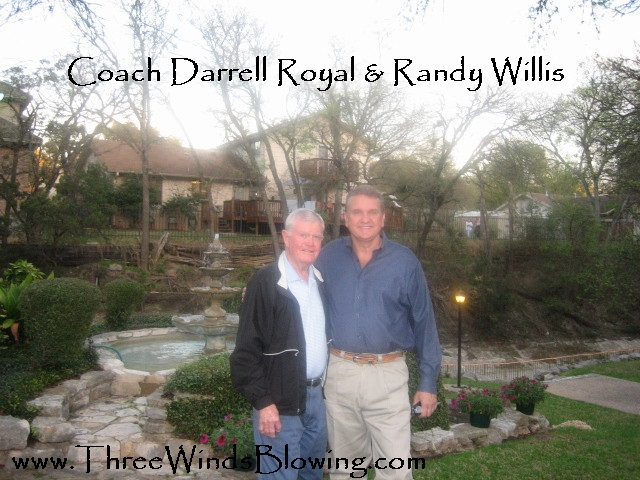 Randy Willis Darrell Royal 2