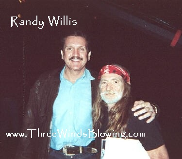 Randy Willis Willie Nelson 10