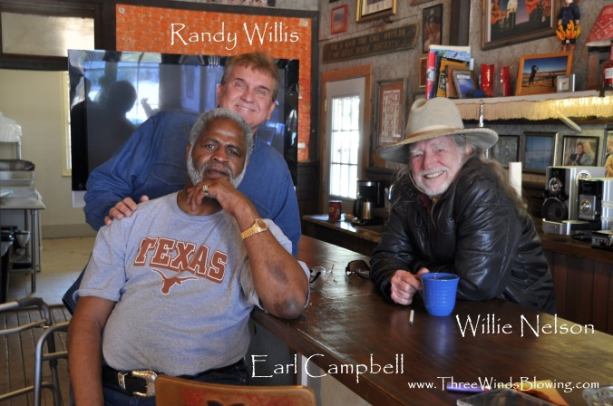 Randy Willis Willie Nelson 1