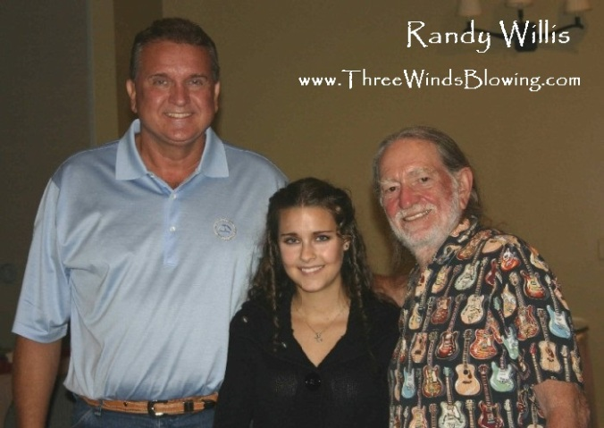 Randy Willis Willie Nelson 12