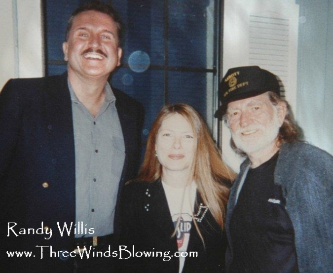 Randy Willis Willie Nelson 9