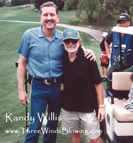Randy Willis Willie Nelson 11