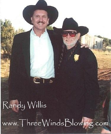 Randy Willis Willie Nelson 2