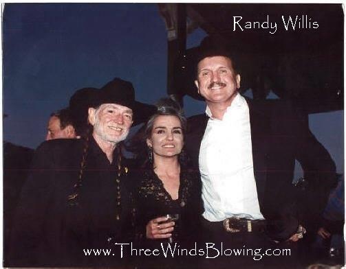 Randy Willis Willie Nelson 4