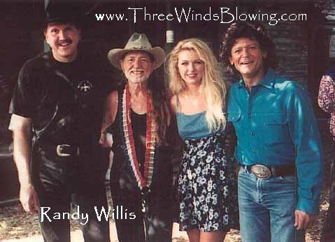 Randy Willis Willie Nelson 6