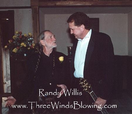 Randy Willis Willie Nelson 7