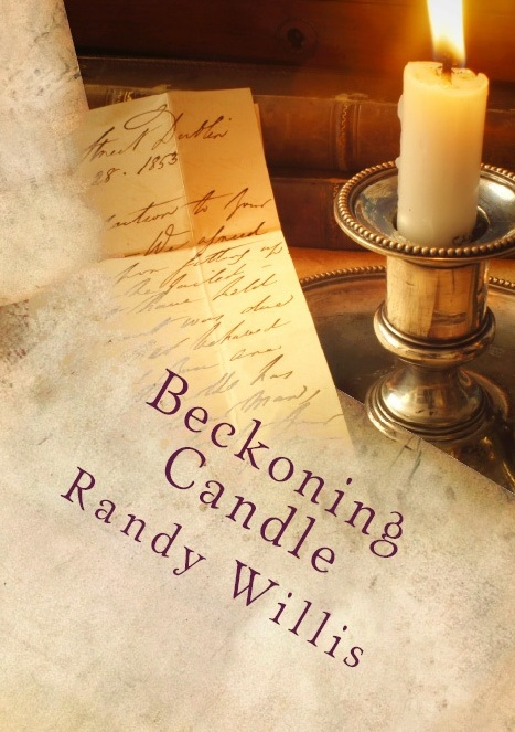 Beckoning Candle by Randy Willis
