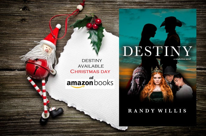 Randy Willis Destiny a novel.jpg
