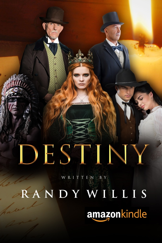 Destiny Randy Willis Amazon Kindle