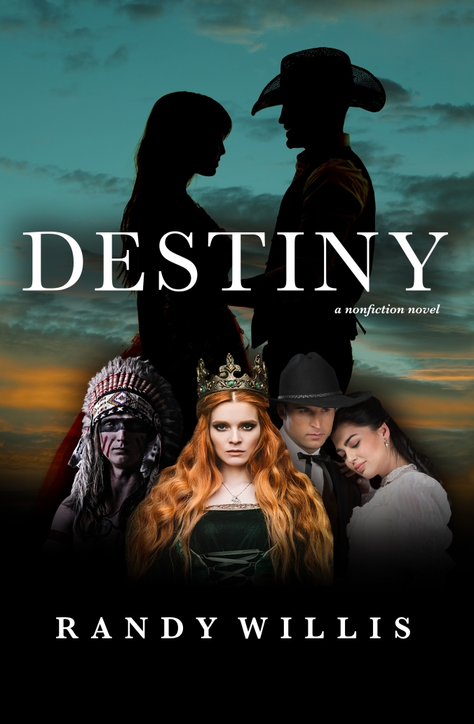 Destiny a novel by Randy Willis.jpg